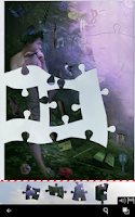 Screenshot of Live Jigsaws - Fantasyland