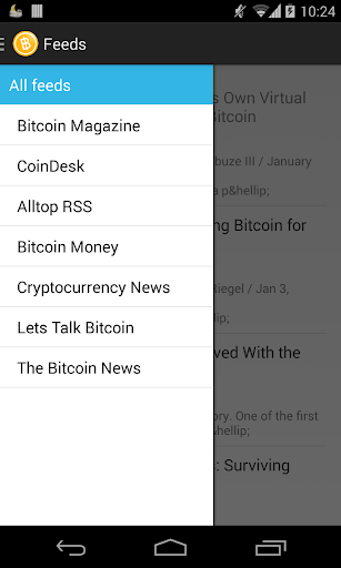 Bitcoin Currents
