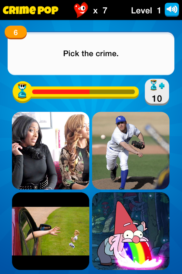Crime Pop™ - Play Now! - screenshot