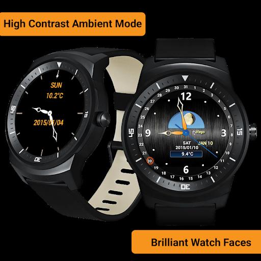 Timepiece Smart Watch Face