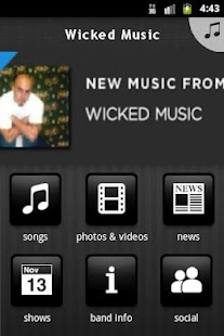 Wicked Music (over the phone f - screenshot thumbnail