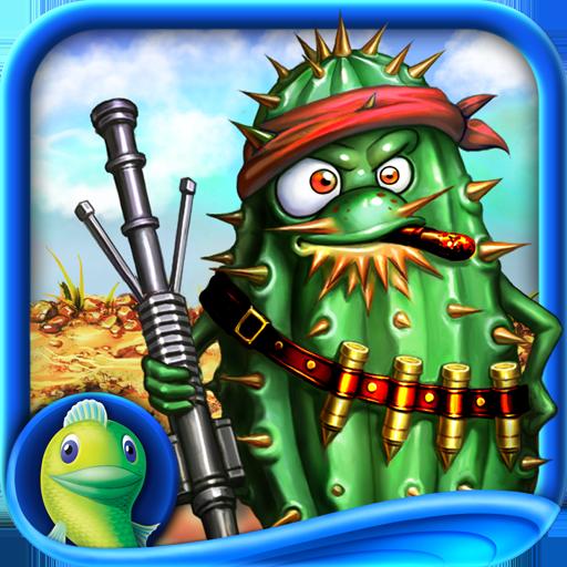 休閒必備App|Garden Rescue (Full) LOGO-綠色工廠好玩App