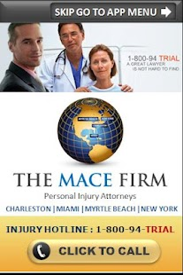 The Mace Firm Accident App- screenshot thumbnail
