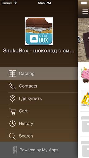 ShokoBox - шоколад с эмоциями