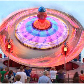 by Paul Jenking - City,  Street & Park  Amusement Parks