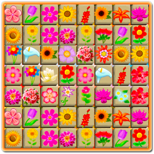 Flower Connect Onet New for PC and MAC