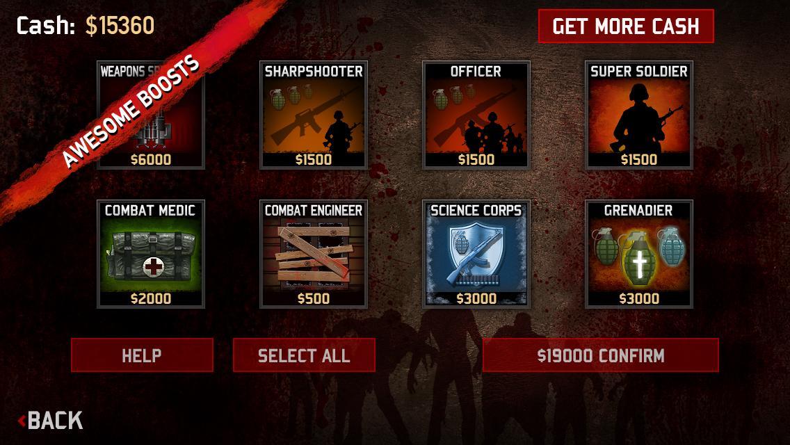 SAS: Zombie Assault 3 - screenshot