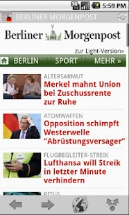 Deutsche Zeitungen & Magazine- screenshot thumbnail