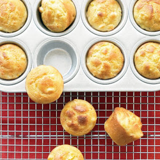 Mini Cornbread Puddings