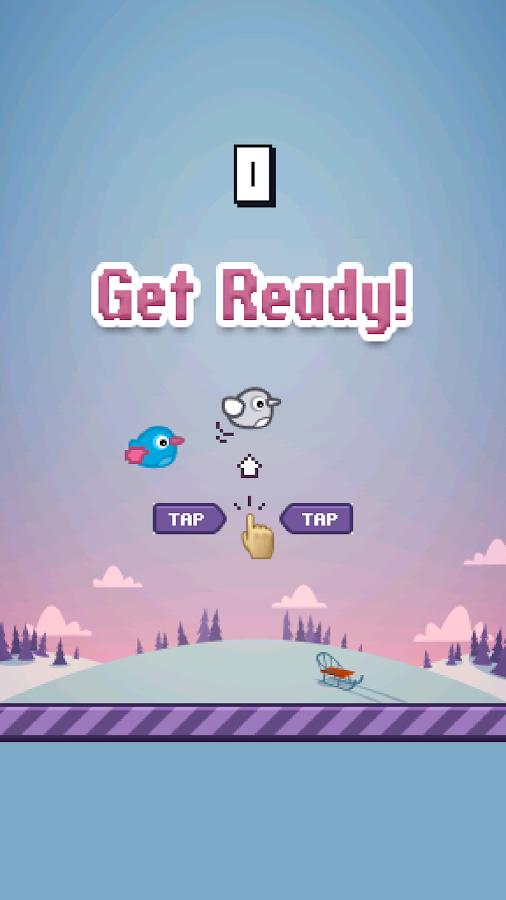 Flippy Bird - screenshot