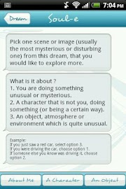 DREAM-e: Dream Analysis A.I. Screenshot 4