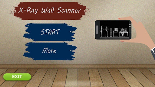 Xray Wall Scanner