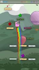 Скачать Nyan Cat: Jump! - новый jumper для android