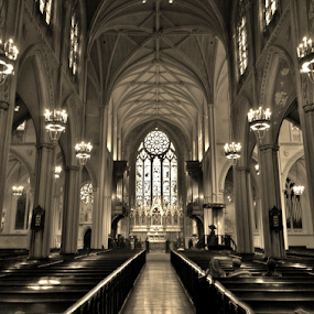 Unparalleled Achievement by Gary Ambessi - Buildings & Architecture Places of Worship