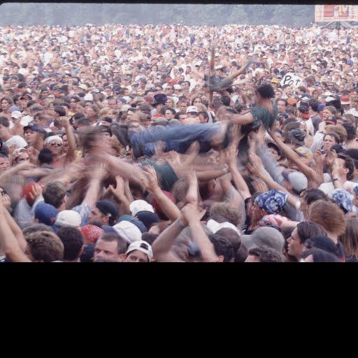 Woodstock 1994 — Google Arts & Culture