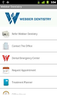 Webber Dentistry- screenshot thumbnail