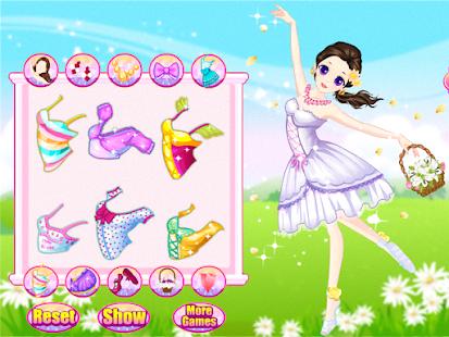 Dans meisie rok aan screenshot thumbnail