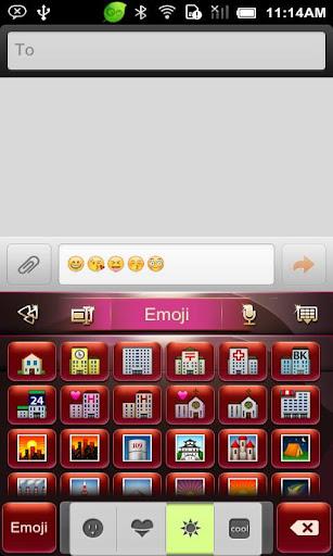 GO Keyboard Emoji plugin