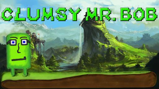 Clumsy Mr. Bob - DownJumper