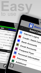 Encripta Password Manager- screenshot thumbnail