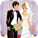 Sweet Wedding Bride Dress Up icon