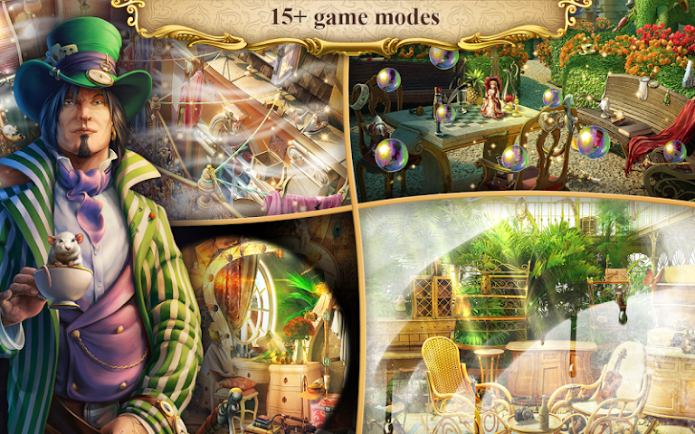 android Alice in the Mirrors of Albion Screenshot 1