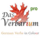 Das Verbarium, German Verbs