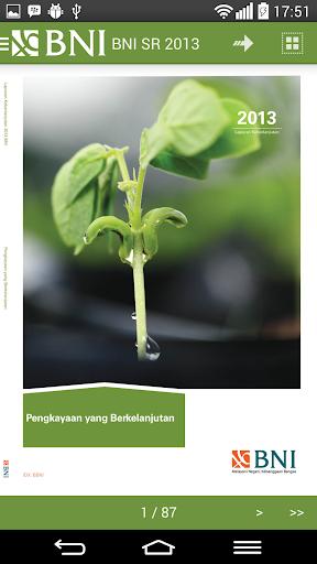 BNI SR 2013 Bahasa