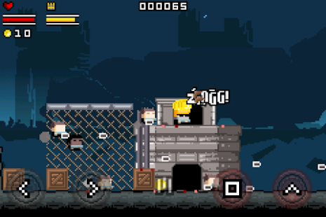 Gunslugs Free- screenshot thumbnail