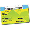 Camping Card International logo