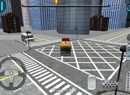 City Bus Driving 3D Simulator- screenshot thumbnail