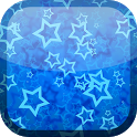 Abstract Stars Live Wallpaper icon