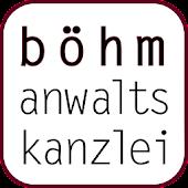 böhm anwaltskanzlei.