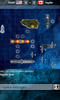 Screenshot of Warships