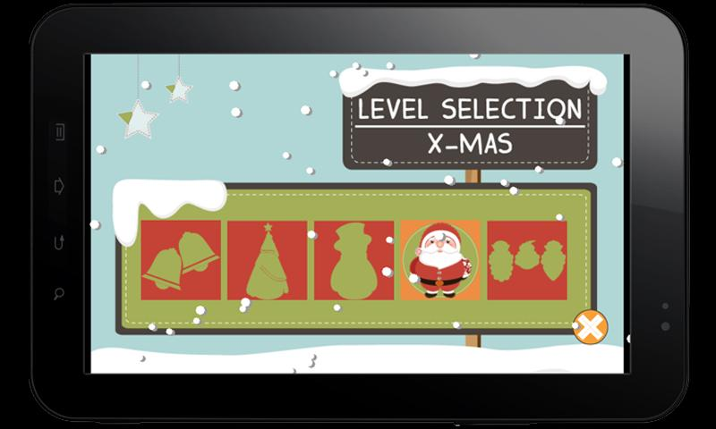 Puzzle Kids X-MAS - screenshot