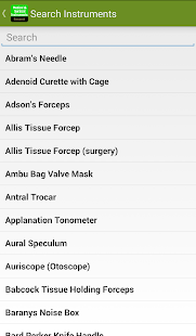 玩免費醫療APP|下載Surgical Instruments Free app不用錢|硬是要APP