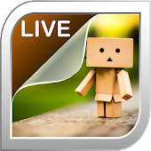 Danbo Live Wallpaper