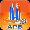 APB – Ass. Patinadors de BCN logo