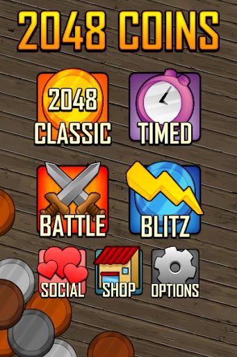 2048 Coins