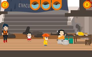 Screenshot of Sai Fah - The Flood Fighter