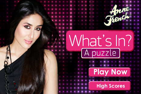 Anne French - What's In Puzzle- screenshot thumbnail