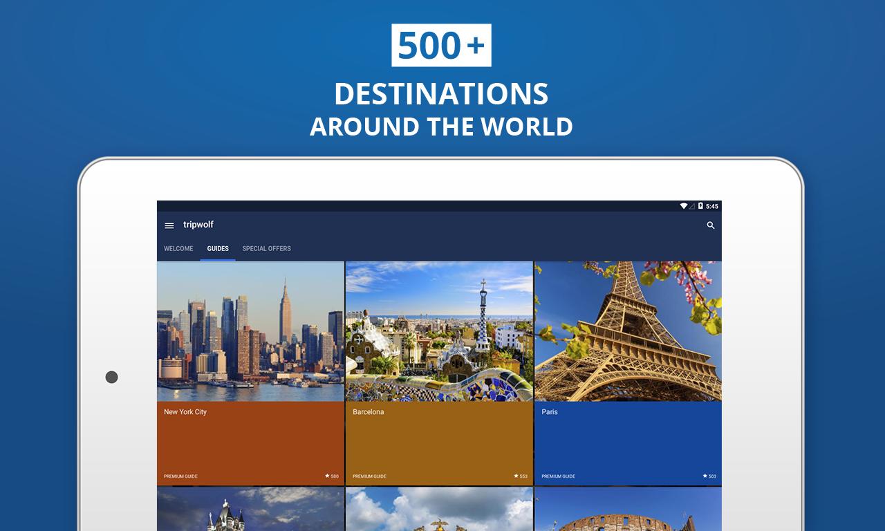 Istanbul Travel Guide - screenshot