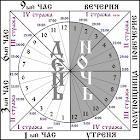 Византийские часы icon