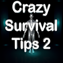 Crazy Survival Tips 2 logo