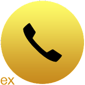 ExDialer OS 7.1 Gold Theme