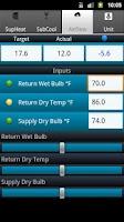 Screenshot of HVAC Buddy®