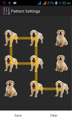 無料生活Appのパターン画面ロックのペット|記事Game