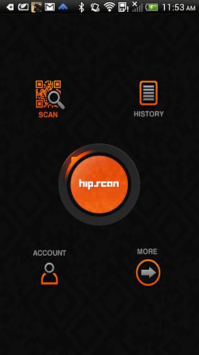 Hipscan – QR Code Generator