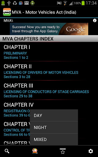 MVA - Motor Vehicles Act