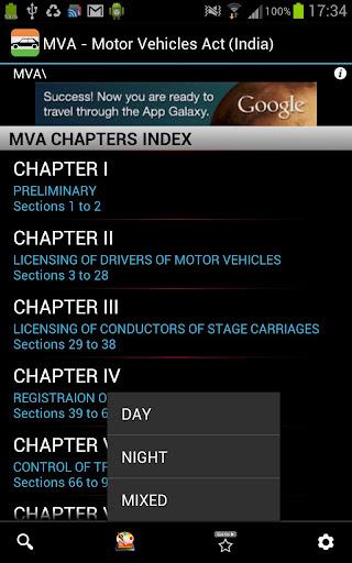 MVA - Motor Vehicles Act